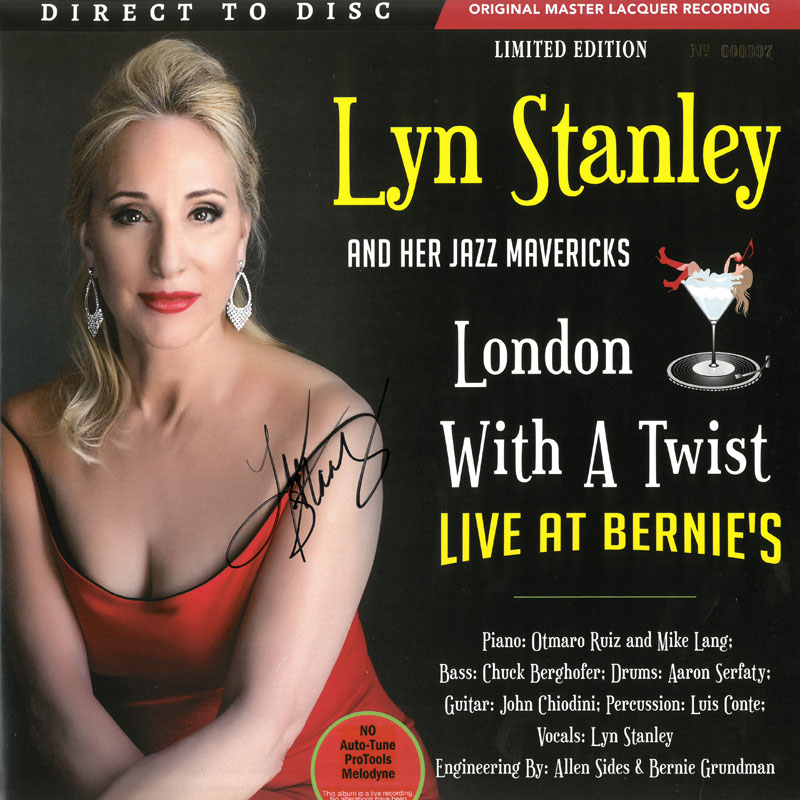 Lyn Stanley / London With A Twist 180G 45RPM 2LP