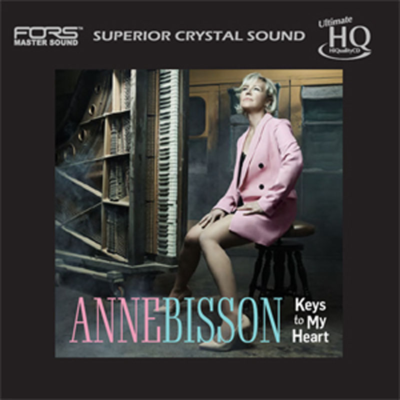 Anne Bisson - Keys To My Heart UHQCD